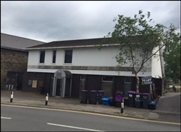 2,282 SF High Street Shop for Sale | 28 - 32 Commercial Street, Cwmbran, NP44 1AE