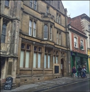 1,694 SF High Street Shop for Rent  |  3 High Street, Glastonbury, BA6 9HE