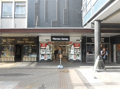 640 SF High Street Shop for Rent  |  60B Queensway, Stevenage, SG1 1EE