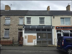 454 SF High Street Shop for Rent  |  57 Commercial Street, Bridgend, CF33 6DH