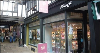 183 SF High Street Shop for Rent | 3 The Walk, Ipswich, IP1 1EA