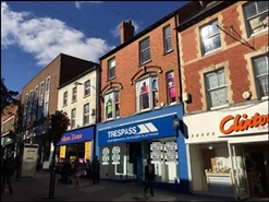 1,678 SF High Street Shop for Rent  |  23 Middle Street, Yeovil, BA20 1LF