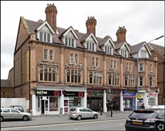 1,700 SF High Street Shop for Rent  |  197a -197b, Birmingham, B16 9RD