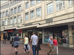 757 SF High Street Shop for Rent  |  Roddis House, Bournemouth, BH1 1LG