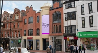 3,483 SF Shopping Centre Unit for Rent | Unit 2, The Village, Reading, RG1 2HG