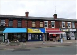 400 SF High Street Shop for Rent  |  37 Hough Lane, Leyland, PR25 2SB