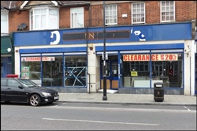 2,543 SF High Street Shop for Rent | 243 - 245 Lower Addiscombe Road, Croydon, CR0 6RD