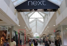 845 SF Shopping Centre Unit for Rent  |  Unit 39 Friars Square Shopping Centre, Aylesbury, HP20 2QF