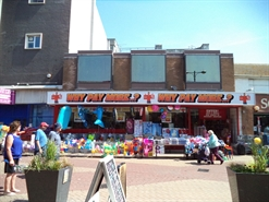 2,762 SF High Street Shop for Sale  |  3 5 High Street, Rhyl, LL18 1EN