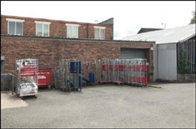 3,200 SF Out of Town Shop for Rent  |  Unit 1, Wolverhampton, WV1 2HG