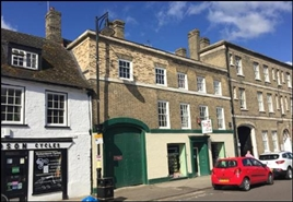 1,219 SF High Street Shop for Sale | The Coach House, St Ives, PE27 5BX