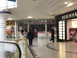 2,523 SF Shopping Centre Unit for Rent  |  Unit 42, Woking, GU21 6YA