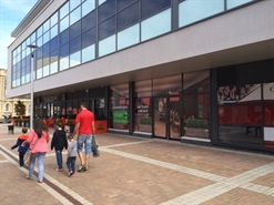 2,000 SF High Street Shop for Rent  |  Unit 4a Eastgate, Llanelli, SA15 3YF