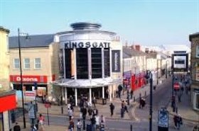 684 SF Shopping Centre Unit for Rent  |  23b Kingsgate Shopping Centre, Huddersfield, HD1 2QB