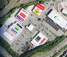 12,106 SF Retail Park Unit for Rent  |  Unit 2, Pensarn Retail Park, Stephens Way, Carmarthen, SA31 2BG