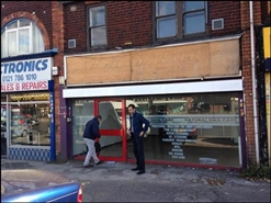 479 SF High Street Shop for Sale  |  999 Alum Rock Road, Birmingham, B8 2LY
