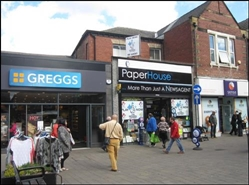 724 SF High Street Shop for Rent  |  62 Carlton Street, Castleford, WF10 1DB