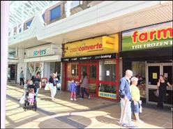 1,010 SF Shopping Centre Unit for Rent | 52 Fitzgerald Way, Salford Shopping Centre, Salford, M6 5HW