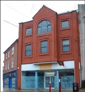 2,317 SF High Street Shop for Rent  |  15 High Street, Kidderminster, DY10 2DQ