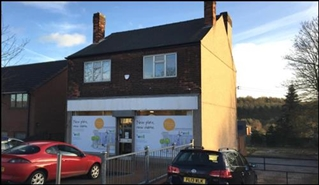 536 SF Out of Town Shop for Rent  |  139 Mansfield Road, Mansfield, NG21 9AA