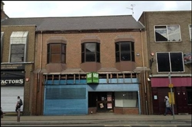3,082 SF High Street Shop for Sale  |  135 - 137 Linthorpe Road, Middlesbrough, TS1 5DE