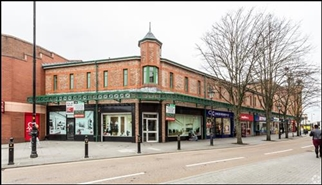 849 SF High Street Shop for Rent  |  29 Warren Street, Stockport, SK1 1UD