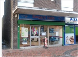 750 SF High Street Shop for Rent  |  13 High Street, Bilston, WV14 0EH