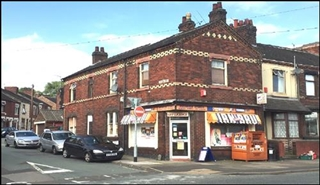 772 SF Out of Town Shop for Sale  |  433 Victoria Road, Stoke On Trent, ST1 3JF