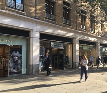 2,922 SF High Street Shop for Rent  |  20-24 Duke of York, London, SW3 4LY
