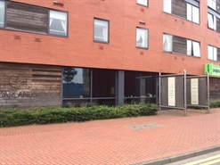 112 SF Out of Town Shop for Rent  |  Unit 3 Aquila Building, Cardiff Bay, CF10 4QP