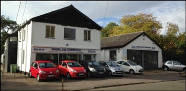 1,721 SF High Street Shop for Rent  |  20 - 22 High Street, Grantchester, CB3 9NF