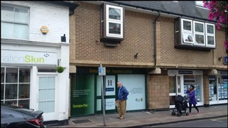 359 SF High Street Shop for Rent  |  11 Baker Street, Weybridge, KT13 8AE