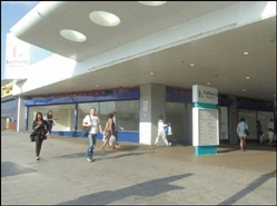 1,665 SF Shopping Centre Unit for Rent  |  Unit 1, The Mall, Dagenham, RM10 8RE