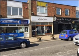 634 SF High Street Shop for Rent  |  12 - 16 Central Parade, Cleckheaton, BD19 3RU