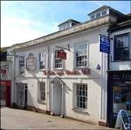 1,918 SF High Street Shop for Rent  |  19 - 19A Pydar Street, Truro, TR1 2AY