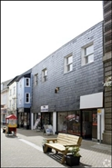 831 SF High Street Shop for Rent  |  24 Fore Street, Liskeard, PL14 3JB