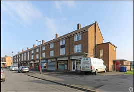 1,319 SF Out of Town Shop for Rent  |  32 - 34 Queensway, Gainsborough, DN21 1SN