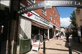 387 SF High Street Shop for Rent  |  1 Sandpit Lane, Braintree, CM7 1LY
