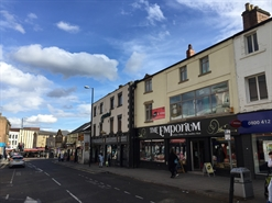 1,775 SF High Street Shop for Rent  |  20-22 Peel Street, Barnsley, S70 2QX
