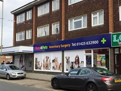 2,442 SF High Street Shop for Sale  |  63 Old Milton Road, New Milton, BH25 6DN