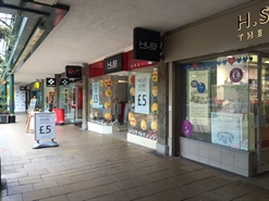 1,514 SF Shopping Centre Unit for Rent  |  12 The Precinct, Coventry, CV1 1NF