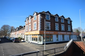 1,770 SF High Street Shop for Rent  |  Nelson House Nelson Road, Salisbury, SP1 3LT