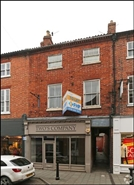508 SF High Street Shop for Rent  |  36 Middle Gate, Newark On Trent, NG24 1AL