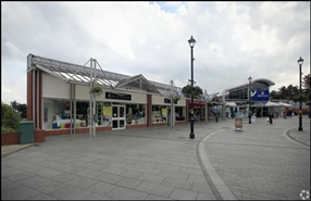 1,123 SF Shopping Centre Unit for Rent  |  Unit 8, Bay View Shopping Centre, Colwyn Bay, LL29 8DG