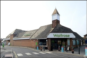 26,434 SF Out of Town Shop for Sale  |  Former Waitrose, Littlehampton, BN17 6AT