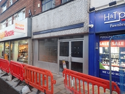 583 SF High Street Shop for Rent  |  107 Princes Street, Stockport, SK1 1RW