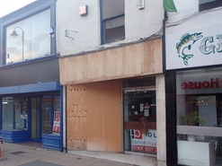 351 SF High Street Shop for Rent | 100 Princes Street, Stockport, SK1 1RW