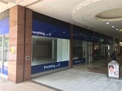 2,213 SF High Street Shop for Rent  |  42-44 Great Underbank, Merseyway Shopping Centre, Stockport, SK1 1RW