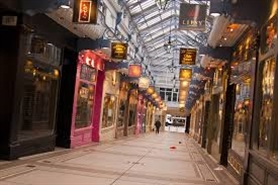 241 SF Shopping Centre Unit for Rent  |  Unit 16, Queens Arcade, Leeds, LS1 6LQ