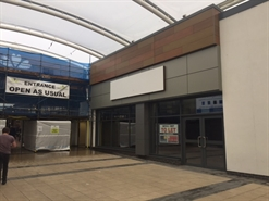 5,121 SF Shopping Centre Unit for Rent  |  Unit 6, South Mall, Manor Walks Shopping Centre, Cramlington, NE23 6UT